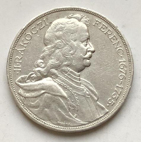 Старинная монета Венгрии