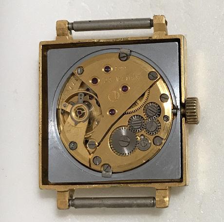 Мужские наручные часы Луч СССР редкая версия