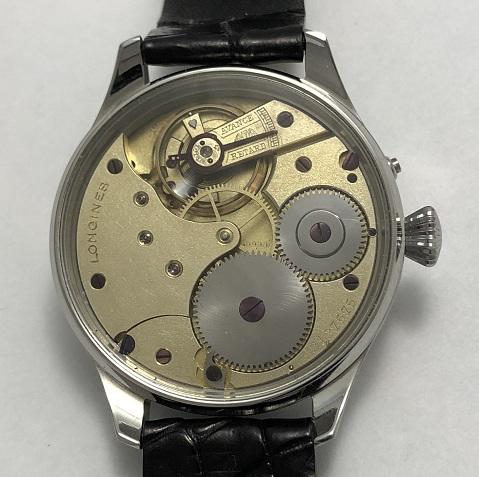 наручные часы Кама СССР с черным циферблатом