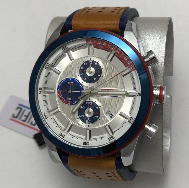 Наручные мужские часы хронограф Pacific X 1053 C