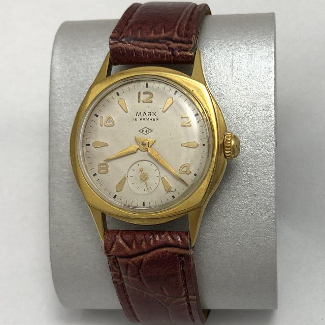 Мужские наручные часы Маяк СССР 16 камней
