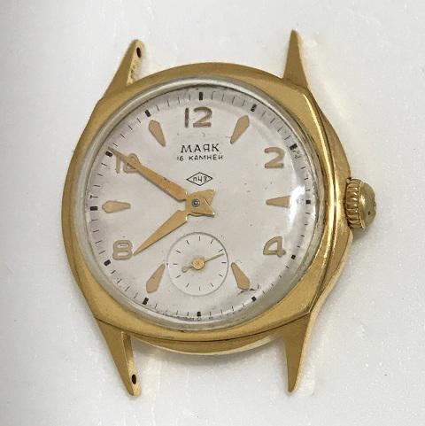 наручные часы Маяк СССР 16 камней