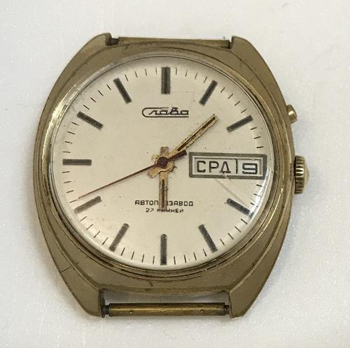 мужские часы Слава СССР  с автоподзаводом