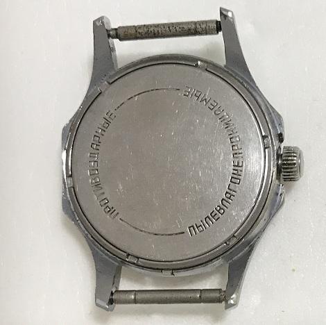 Мужские наручные часы Чайка СССР механика