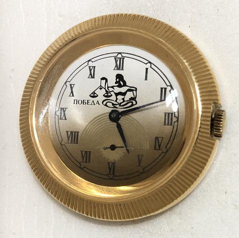 Наручные мужские часы Победа Шайба