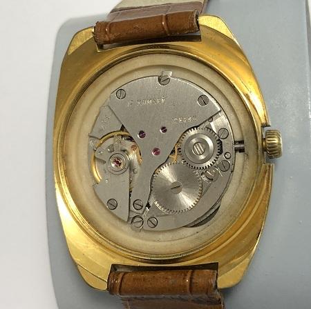 Мужские наручные часы Слава СССР автомат 27 камней
