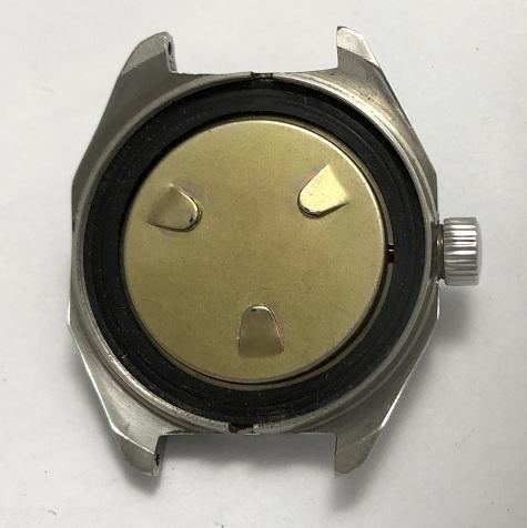 Командирские часы СССР Восток антимагнитные подлодка амфибия