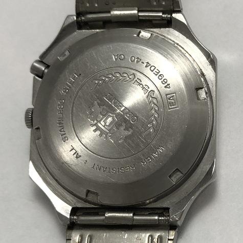 Мужские наручные часы Orient фреза белые
