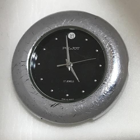 Наручные мужские часы ЗИМ СССР позолоченные