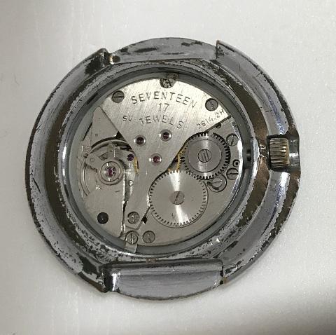 Мужские наручные часы Полет СССР экспортные 17 камней