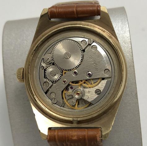 Карманные часы Молния СССР 18 камней тонкие