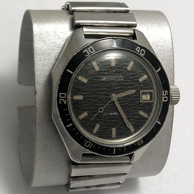 наручные часы Poljot USSR кварц