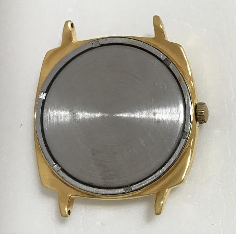 Мужские наручные часы Луч СССР позолоченные редкие