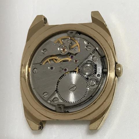 Карманные часы Молния СССР с паровозом