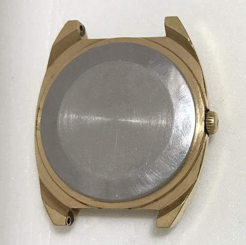 Мужские наручные часы Cornavin СССР телевизор позолоченные