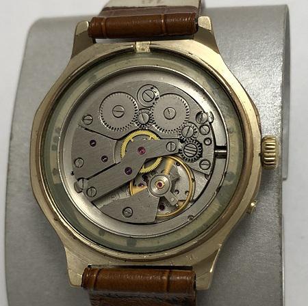 Мужские наручные часы Слава СССР большие AU 20