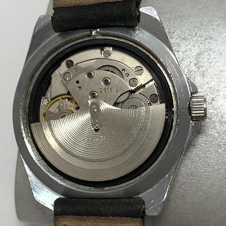 Мужские советские наручные часы Полет de luxe СССР 23 камня
