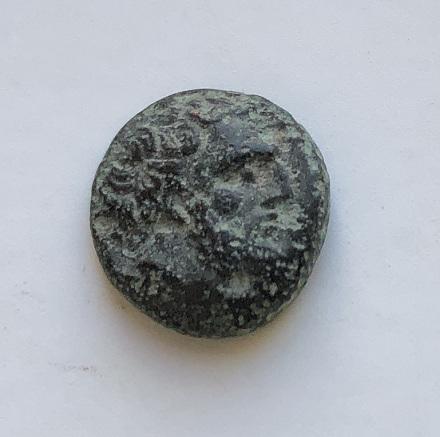 Монета Древней Греции Сатрапа Тиссаферна