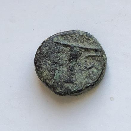 Древнегреческая монета Эолида