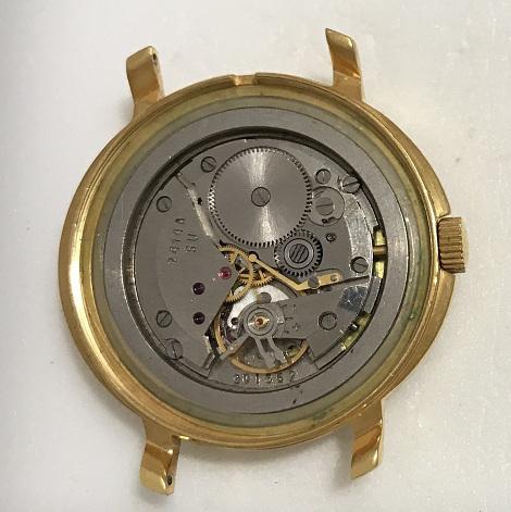 Мужские наручные часы Восток СССР AU экспортные
