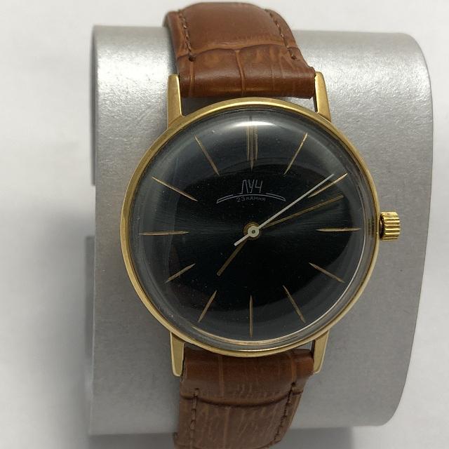 наручные часы Seconda СССР26 камней в позолоте