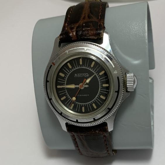 Карманные часы Ракета СССР интересные