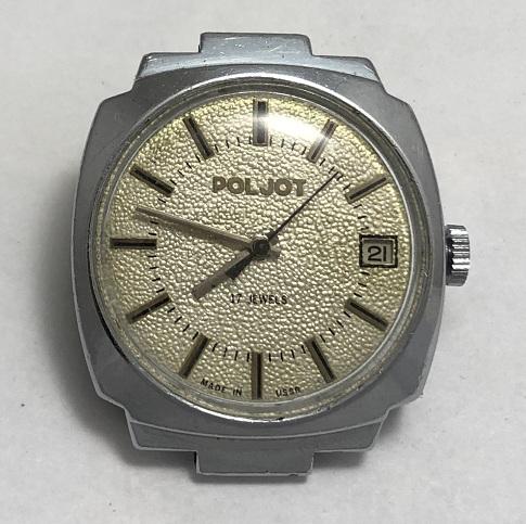 Мужские наручные часы Полет СССР редкая серия
