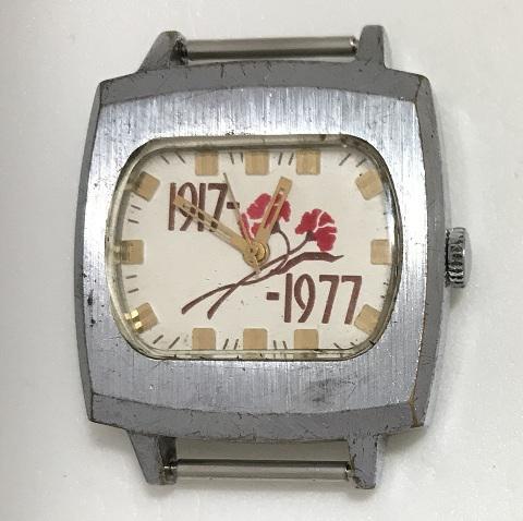 Наручные мужские часы Победа времен СССР