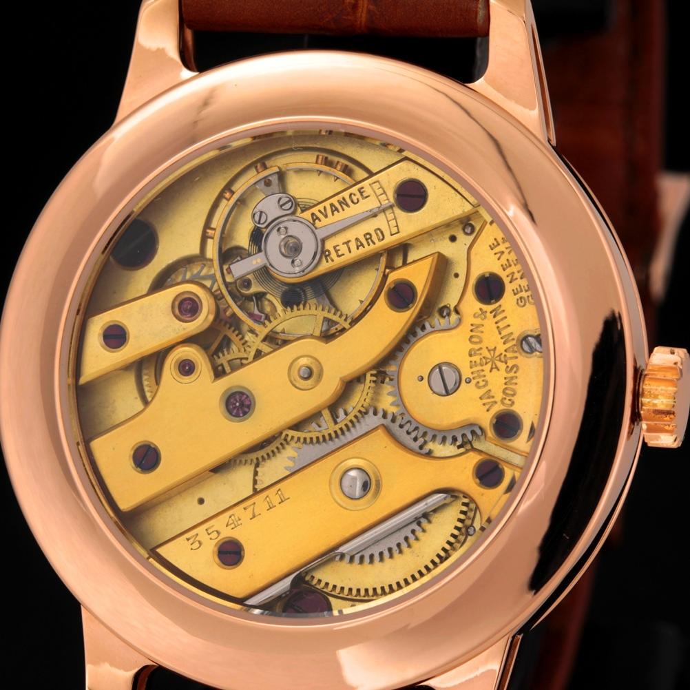 Мужские наручные швейцарские часы Vaсheron & Constantin