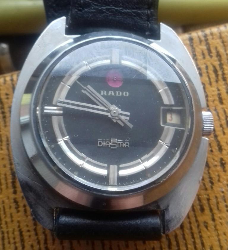 Мужские наручные швейцарские часы Rado DiaStar