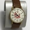 Мужские наручные часы Ракета СССР позолоченные гласность серп и молот