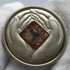 Памятная монета Украины 2 гривны Богдан Ханенко 2019 года