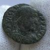 Монета Валент древний Рим