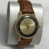 Мужские наручные часы Луч СССР 23 камня позолота редкие
