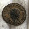Монета древний Рим Галерий