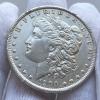 Монета серебряный доллар