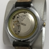 наручные часы Луч СССР тонкий корпус 23 камня бордовые
