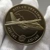 Памятная монета Украины 5 гривен АН-140 2004 года