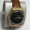 Мужские наручные часы Полет СССР черные 17 камней