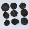 старинные монеты пулы Золотой Орды