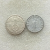 Две монеты третий рейх № 43