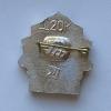 наручные часы Полет СССР 23 камня позолоченные серебристые