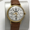 Мужские наручные часы Полет de luxe СССР 29 камней автоподзавод