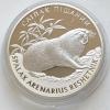 Памятная монета Украины 10 гривен Слепак песчаный 2005 года серебро