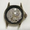наручные часы Слава СССР автоподзавод позолоченные с браслетом