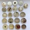 Полный годовой набор юбилейных и памятных монет Украины 2019 года