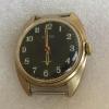 наручные часы Восток СССР черные позолота