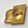Мужские наручные часы Полет СССР 23 камня позолоченные