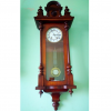 Старинные настенные часы Lenzkirch 1878 года!