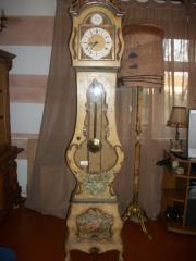 Часы напольные Tempus Fugit с боем четвертные ручная роспись